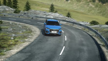 Driver assistance systems of the Audi Q3
