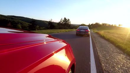Audi S6 Limousine and S6 Avant (Footage)