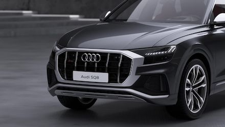 Audi SQ8 Exterior design (Animation)