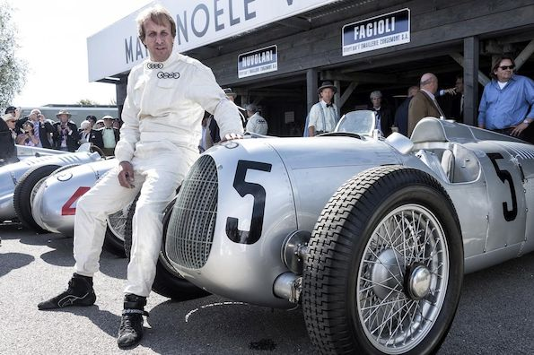Audi Tradition na Grand Prix w Bernie: Auto Union Typ C powraca